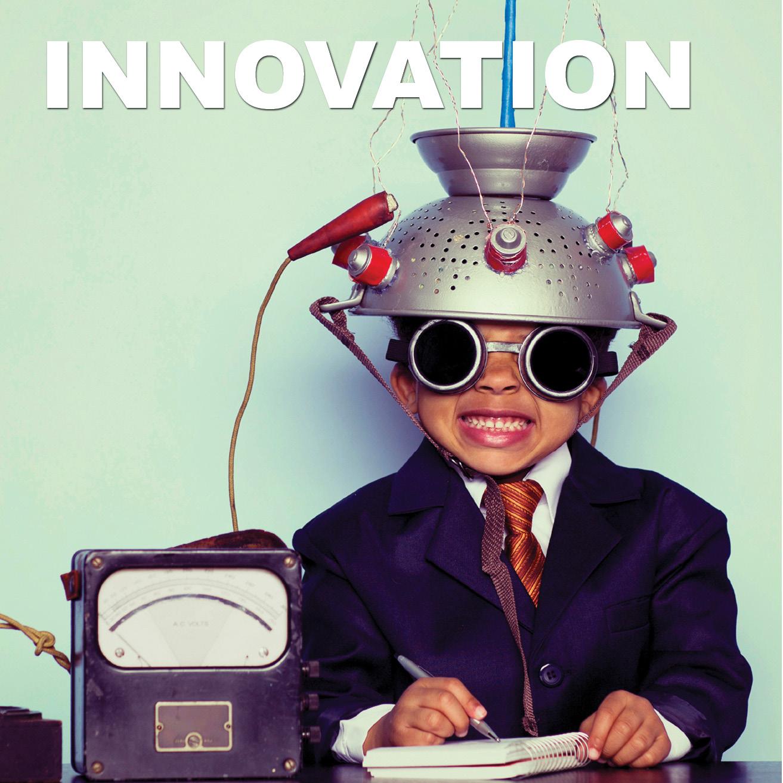 Innovation at EYR