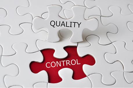 Quality Control at EYR