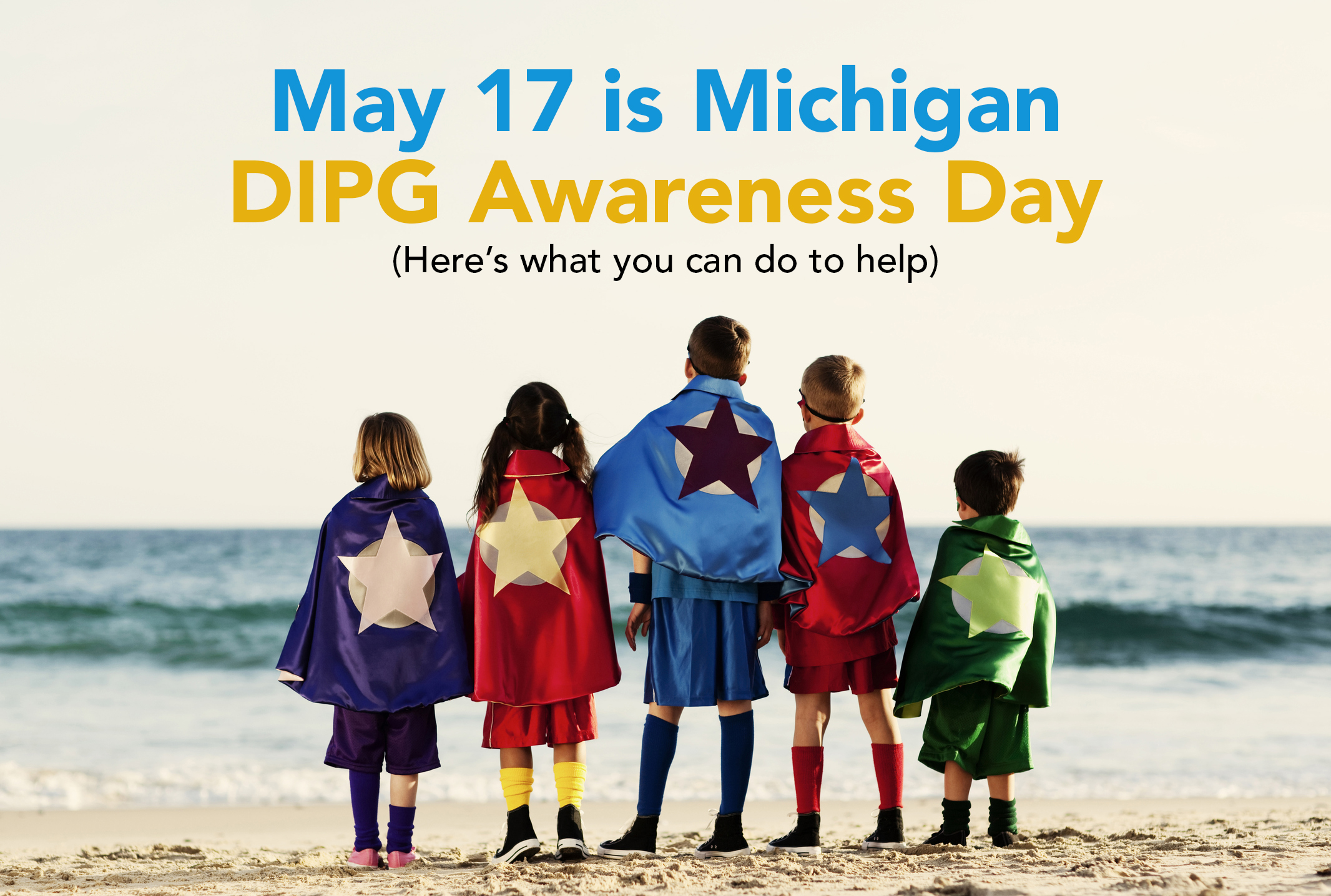 It's DIPG Awareness Day — Are You Ready for the Lemon Face Challenge