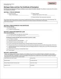 MI Sales + Use Tax 272x351