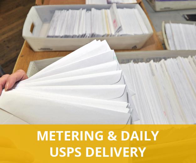 postal trays full of mail